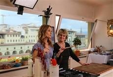 Escena de Giada en Italia
