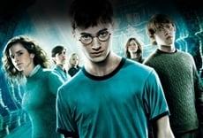 Película Harry Potter y la Órden del Fénix