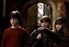 Película Harry Potter y la piedra filosofal