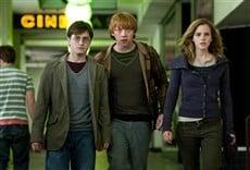 Escena de Harry Potter y las reliquias de la muerte - Parte 1