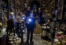 Película Harry Potter y las reliquias de la muerte. Parte 2