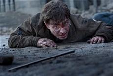 Escena de Harry Potter y las reliquias de la muerte. Parte 2