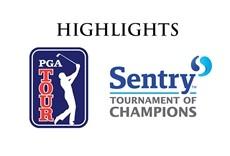 Televisión Highlights - PGA Tour - Sentry Tournament of Champ