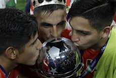Televisión Independiente Campeón CONMEBOL Sudamericana 2017