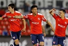 Escena de Independiente Campeón CONMEBOL Sudamericana 2017