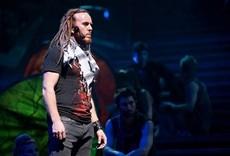 Escena de Jesus Christ Superstar - Live Arena Tour