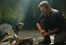 Escena de Jurassic World: El reino caído