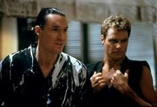 Escena de Karate Kid III, el desafío final