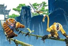 Escena de Kung Fu Panda
