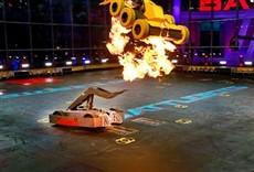 Serie La batalla de los robots