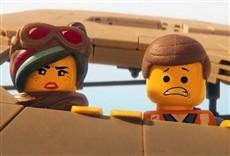 Escena de La LEGO película 2