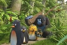Película La pandilla de la selva: el regreso al Polo Sur