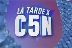 Televisión La tarde x C5N