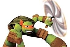 Escena de Las tortugas ninja