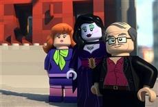 Escena de LEGO Scooby-Doo: Hollywood embrujado
