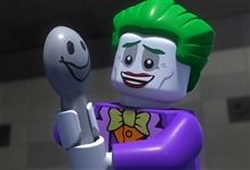 Película Liga de la Justicia LEGO: Escape de Ciudad Gótica