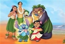 Escena de Lilo y Stitch 2: Stitch en cortocircuito