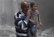 Película Llantos de Siria