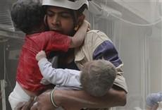 Escena de Llantos de Siria