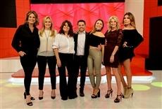 Escena de Televisión Los ángeles de la mañana