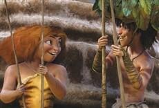 Película Los Croods: Una aventura prehistórica
