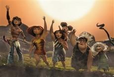 Escena de Los Croods: Una aventura prehistórica