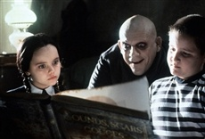 Película La familia Addams