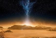 Escena de Los planetas