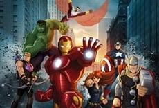 Serie Los Vengadores unidos