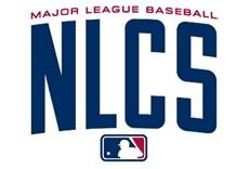 Televisión M.L.B. Series de campeonato - Liga Nacional