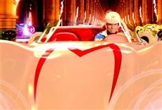Escena de Speed Racer