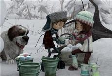 Película ¡Hora de Nieve!