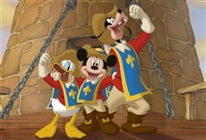 Película Mickey, Donald, Goofy - Los tres mosqueteros