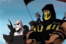 Película Mortal Kombat Legends: La venganza de Scorpion