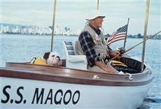 Escena de Película Mr. Magoo