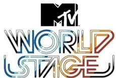 Escena de MTV World Stage