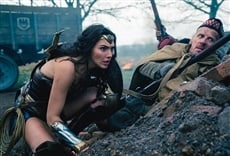 Escena de Wonder Woman