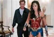 Escena de Wonder Woman 1984