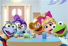 Escena de Muppet Babies