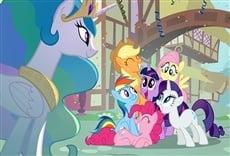 Serie My Little Pony: la magia de la amistad