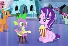 Escena de My Little Pony: la magia de la amistad