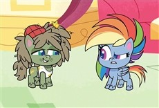 Escena de My Little Pony: Pony Life