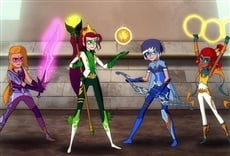 Serie Mysticons