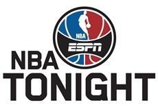 Televisión N.B.A. esta noche
