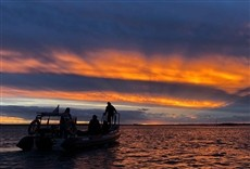 Serie Naufragios en la Patagonia