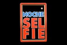 Televisión Noche selfie
