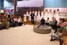 Escena de Televisión Nosotros a la mañana