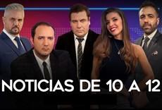 Televisión Noticias de 10 a 12