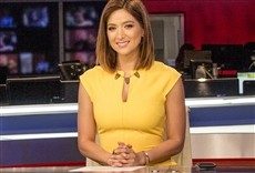 Escena de Noticias Telemundo - Mediodía