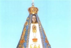 Escena de Nuestra Señora del Valle